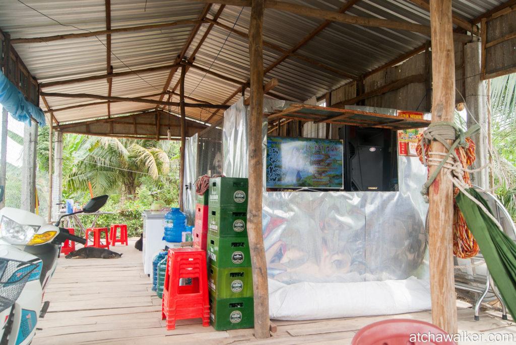 Bouiboui-Karaoke - Delta du Mékong.