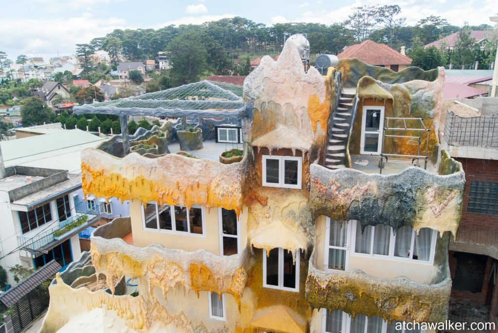 Crazy House - Dalat.