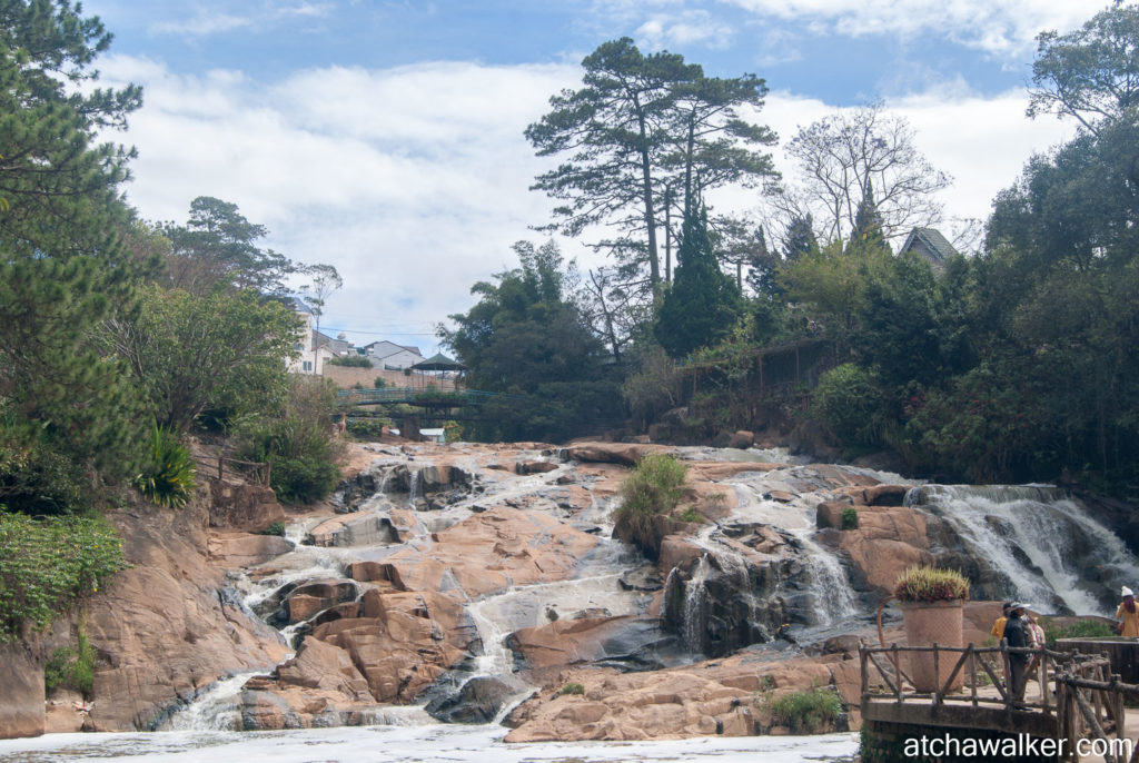 Cam Li Waterfalls - Dalat.