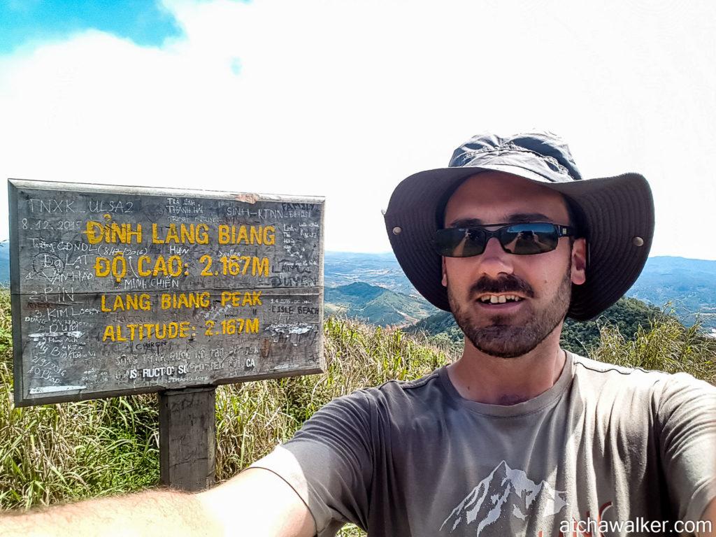 Lang Biang Peak - Bidoup National Park - Dalat