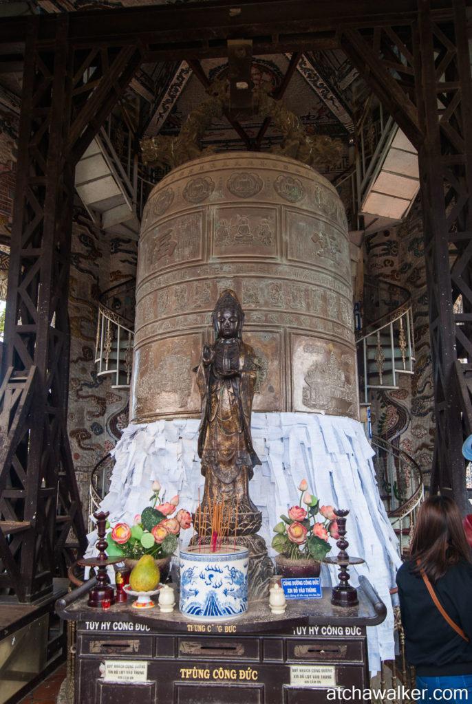 Pagode de Linh Phuoc - Dalat