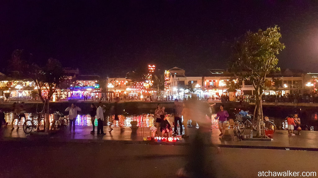Hoi An by night.