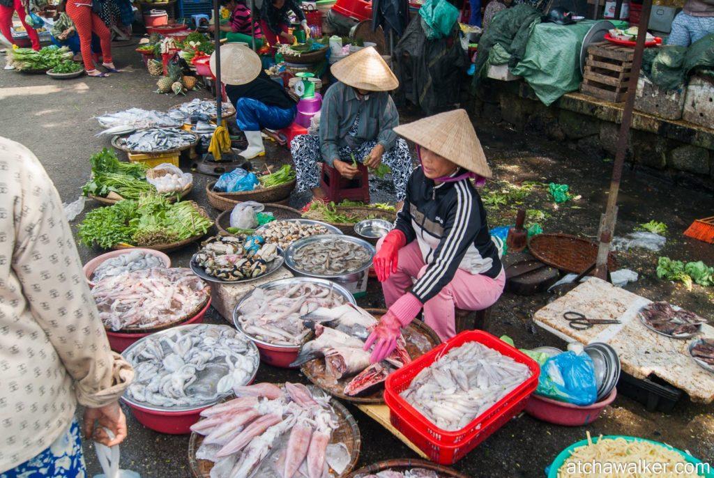 Au marché ! - Hue