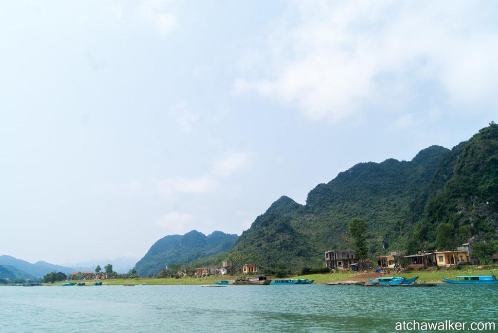 En route pour Phong Nha Caves !