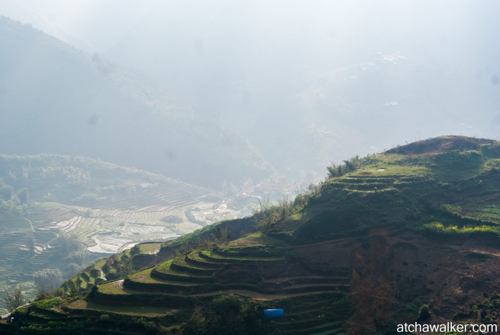 Rooftop du Stunning View Hotel - Sapa
