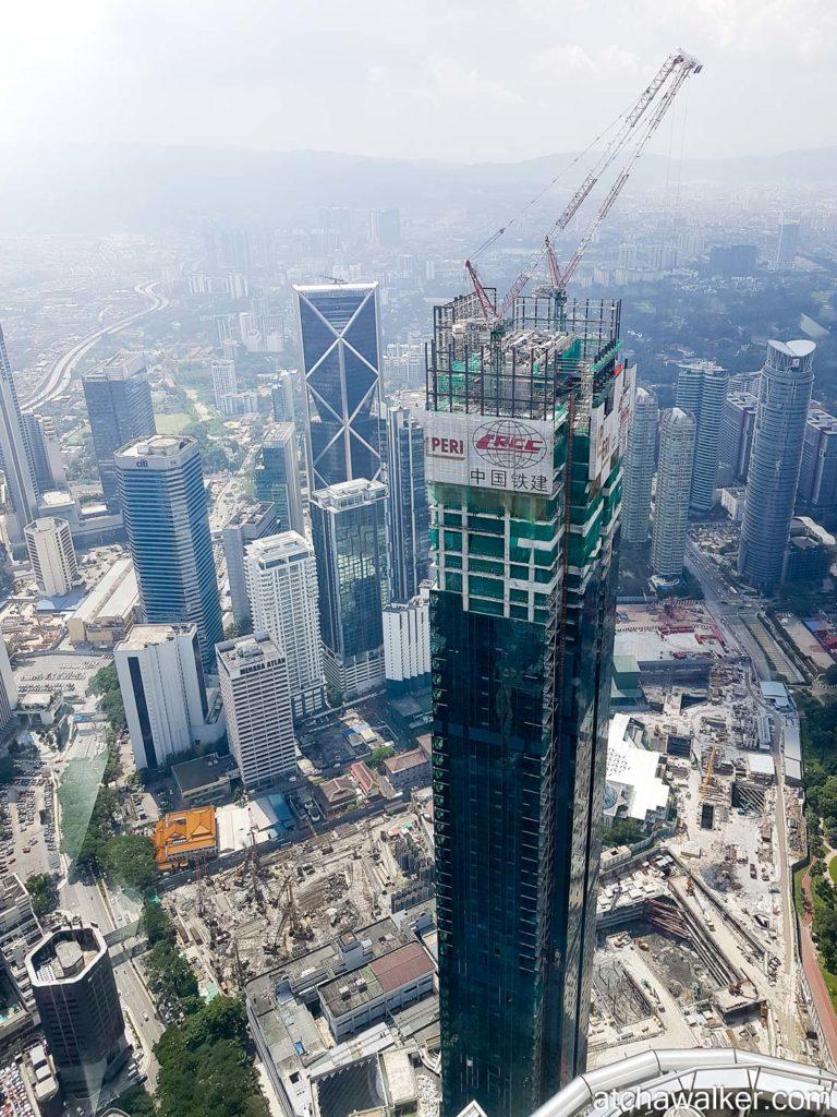 Des tours partout, je n'en ai jamais vu autant ! - Kuala Lumpur