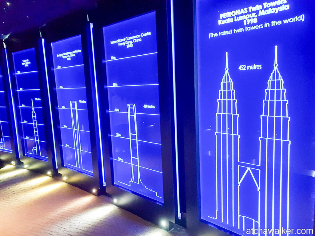 Il n'y a pas que les Français qui sont chauvin...Petronas Towers - Kuala Lumpur