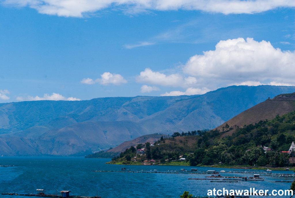Lac Toba - Indonésie
