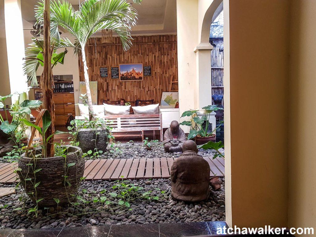 Bamboo Bamboo Homestay à Yogyakarta - Indonésie