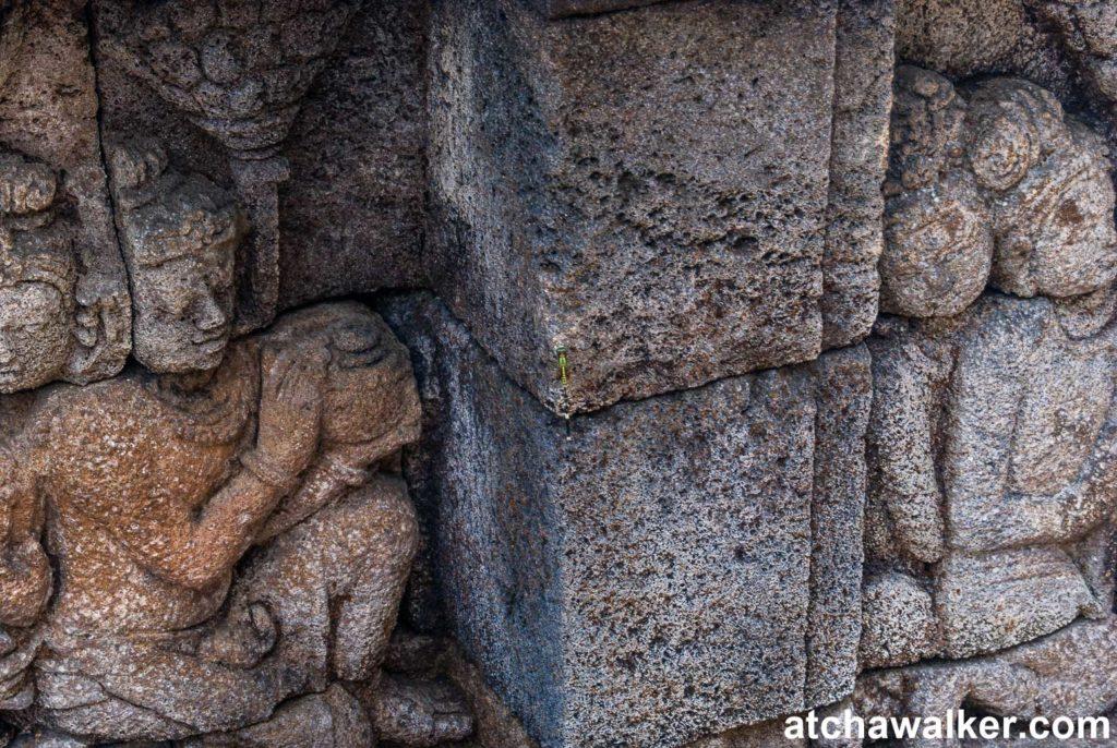 Temple de Borobudur - Java - Indonésie