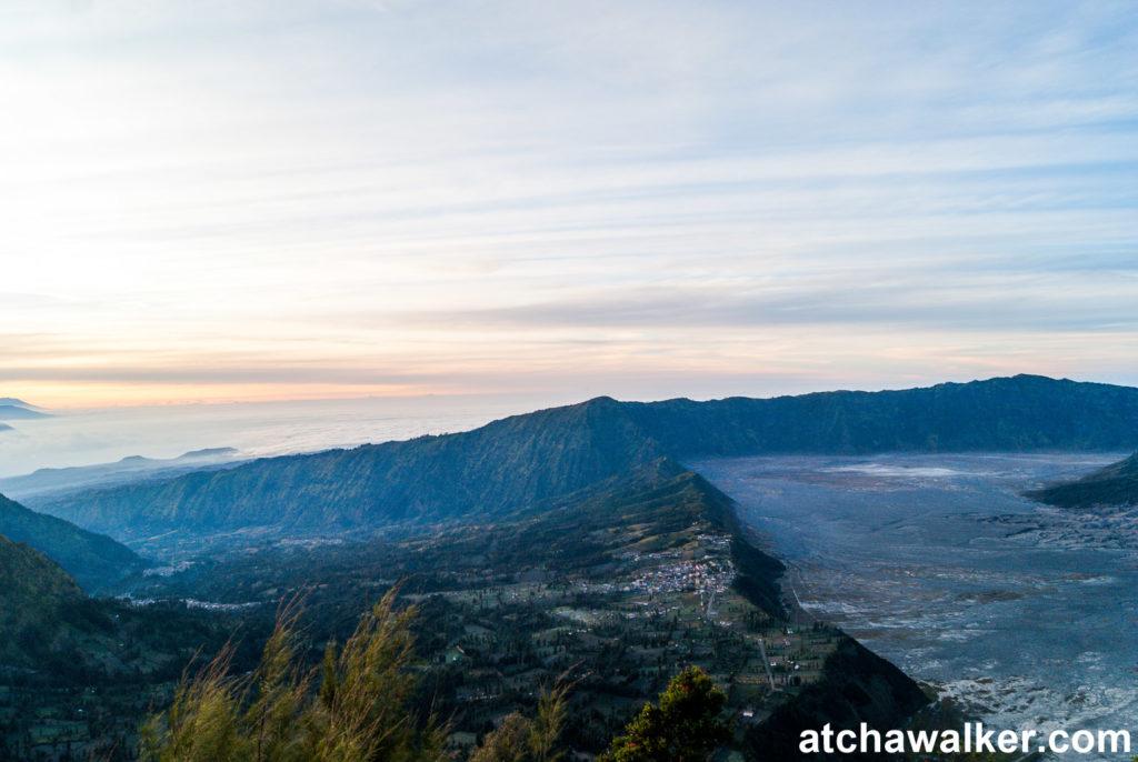 Seruni Point - Bromo - Indonésie