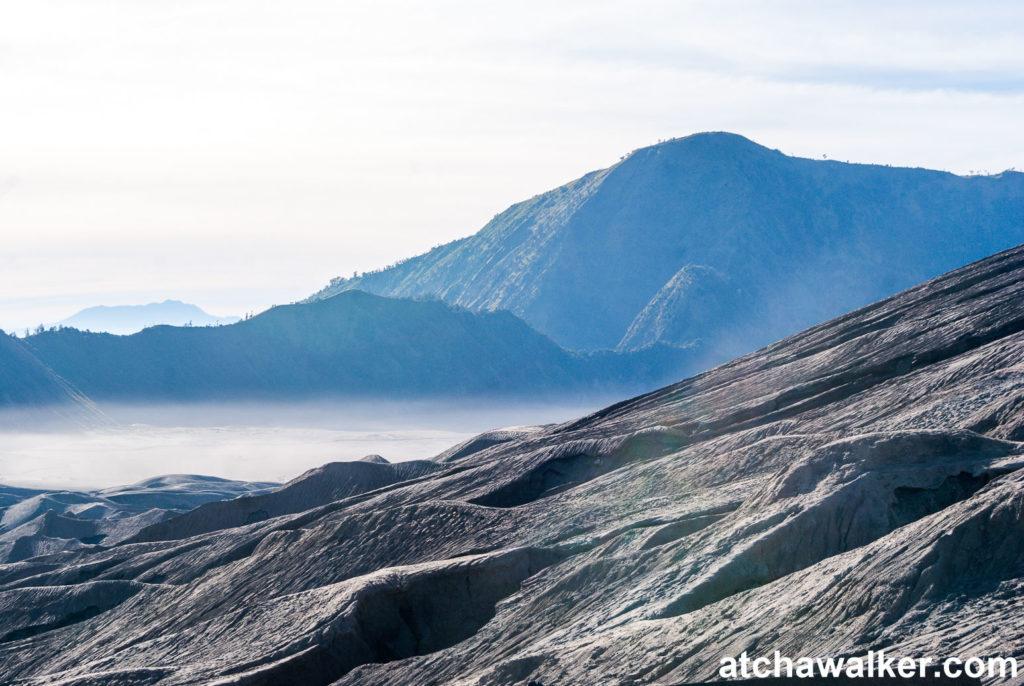 Caldera du Bromo - Indonésie