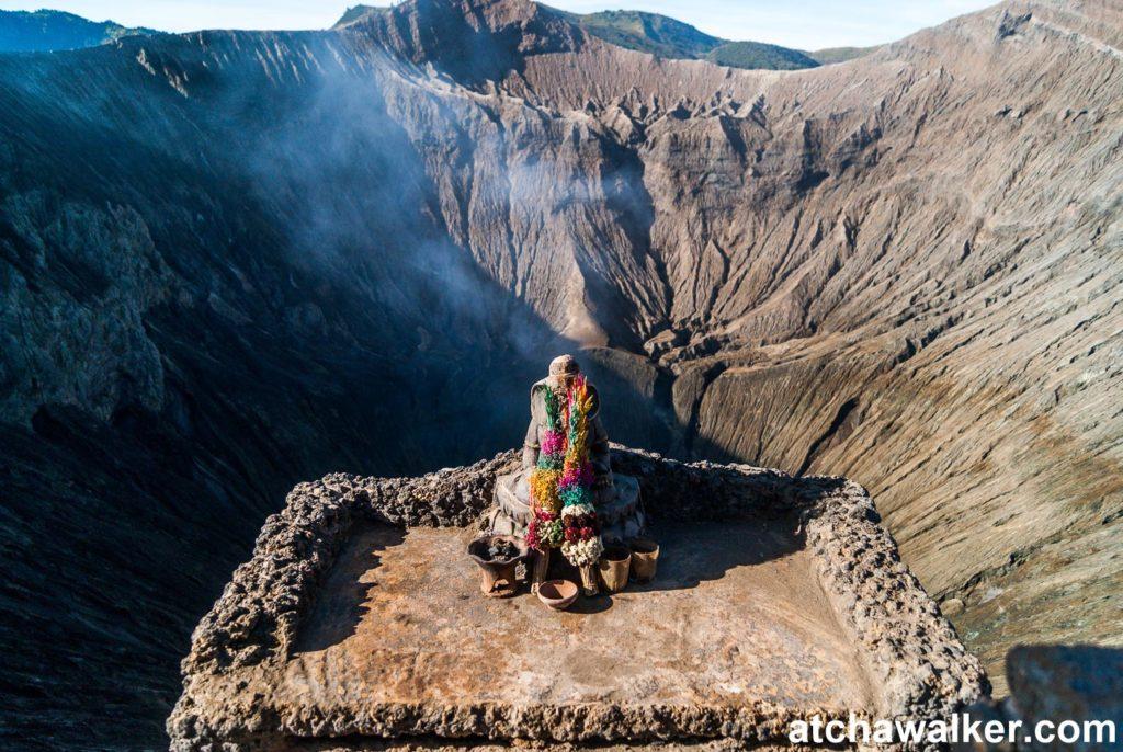 Bromo - Indonésie