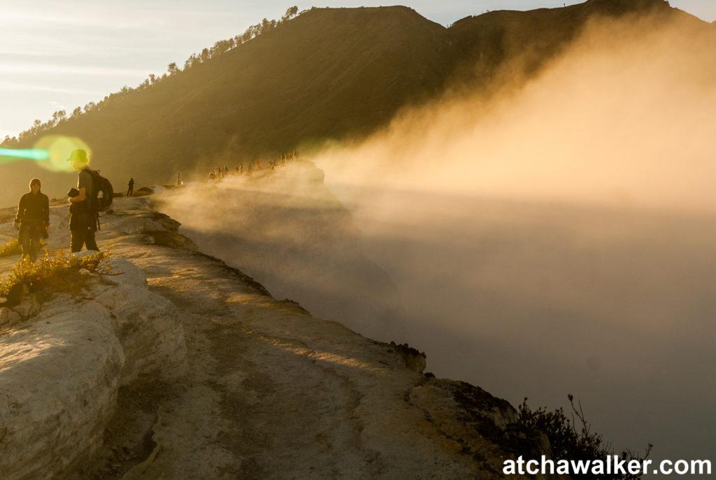Kawah Ijen - Java - Indonésie